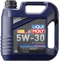 Фото - Моторное масло Liqui Moly Optimal HT Synth 5W-30 4 л