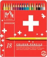 Карандаши Caran dAche Set of 18 Swisscolor