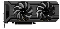 Фото - Видеокарта PNY GeForce GTX 1060 VCGGTX10606PB