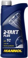 Моторное масло Mannol 2-Takt Plus 1л