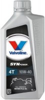 Моторное масло Valvoline Synpower 4T 10W-40 1L