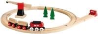 Автотрек / железная дорога BRIO Classic Fright Set 33010