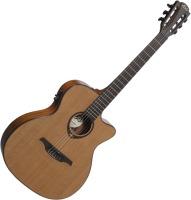 Гитара LAG Tramontane TN200A14CE