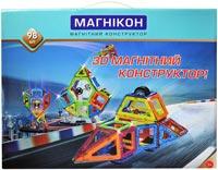 Конструктор Magnikon 98 Pieces  MK-98