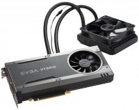 Фото - Видеокарта EVGA GeForce GTX 1080 FTW GAMING HYBRID