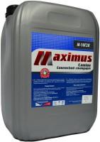 Моторное масло Maximus M-10G2k 18L 18л