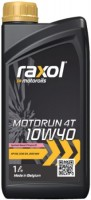 Моторное масло Raxol Motorun 4T 10W-40 1L 1л