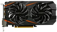 Видеокарта Gigabyte GeForce GTX 1060 WINDFORCE OC 6G