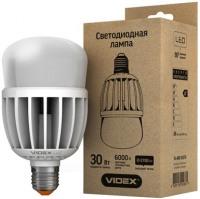 Лампочка Videx A80 30W 6000K E27