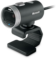 WEB-камера Microsoft LifeCam Cinema HD