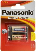 Фото - Аккумулятор / батарейка Panasonic Power 1x2CR-5L
