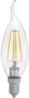 Лампочка Electrum LED LC-4F 4W 3000K E27