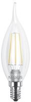 Лампочка Maxus 1-LED-539 C37 FM-T 4W 3000K E14