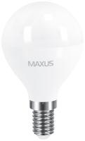 Фото - Лампочка Maxus 1-LED-5416 G45 F 8W 4100K E14