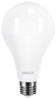 Фото - Лампочка Maxus 1-LED-5610 A80 20W 4100K E27