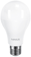 Фото - Лампочка Maxus 1-LED-567 A70 15W 3000K E27