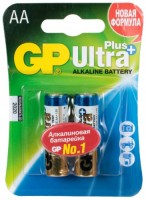 Аккумуляторная батарейка GP Ultra Plus 2xAA