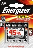 Фото - Аккумулятор / батарейка Energizer Max  4xAA