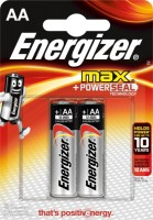 Фото - Аккумулятор / батарейка Energizer Max  2xAA