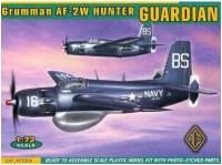 Сборная модель Ace Grumman AF-2W Hunter Guardian (1:72)