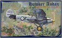 Сборная модель AVIS Hawker Audax (1:72)