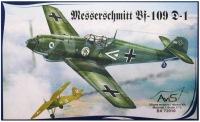 Сборная модель AVIS Messerschmitt Bf-109 D-1 (1:72)