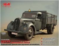 Фото - Сборная модель ICM G917T (1939 production) (1:35)
