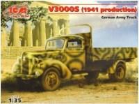 Сборная модель ICM V3000S (1941 production) (1:35)