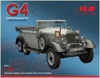 Сборная модель ICM G4 (1935 production) (1:24)