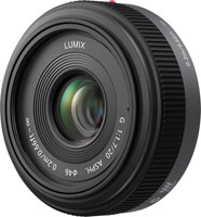 Объектив Panasonic H-H020 20mm f/1.7