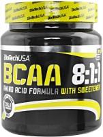 Аминокислоты BioTech BCAA 8-1-1 300 g