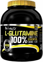 Фото - Аминокислоты BioTech 100% L-Glutamine 240 g