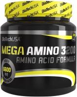 Аминокислоты BioTech Mega Amino 3200 500 tab
