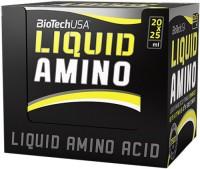 Аминокислоты BioTech Liquid Amino 20x25 ml