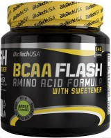 Фото - Амінокислоти BioTech BCAA Flash 540 g