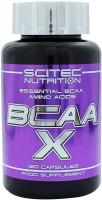 Амінокислоти Scitec Nutrition BCAA X 120 cap