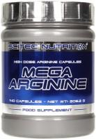 Фото - Аминокислоты Scitec Nutrition Mega Arginine 90 cap