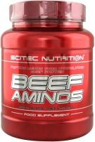 Амінокислоти Scitec Nutrition Beef Aminos 500 tab