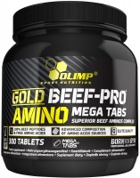 Фото - Аминокислоты Olimp Gold Beef-Pro Amino 300 tab