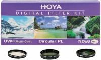 Фото - Светофильтр Hoya Digital Filter Kit 55mm