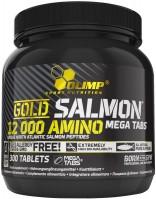 Фото - Амінокислоти Olimp Gold Salmon 12000 Amino 300 tab