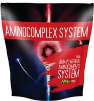 Фото - Аминокислоты Power Pro Aminocomplex System 500 g