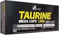 Фото - Амінокислоти Olimp Taurine 1500 120 cap