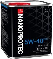 Моторное масло Nanoprotec Engine Oil 5W-40 PDI+ 1л