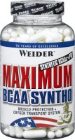 Фото - Аминокислоты Weider Maximum BCAA Syntho 240 cap