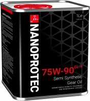 Фото - Трансмиссионное масло Nanoprotec Gear Oil 75W-90 GL-4 1л