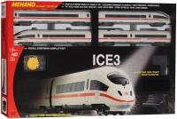 Автотрек / железная дорога MEHANO ICE3