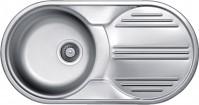 Кухонная мойка Elleci Special Round 830 830x435мм
