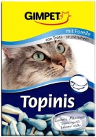 Корм для кошек Gimpet Topinis Mouse with Forel 70