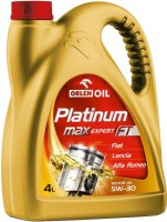 Моторное масло Orlen Platinum MaxExpert FT 5W-30 4L